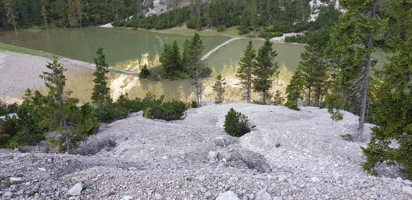 Spuren des Bergbaus
