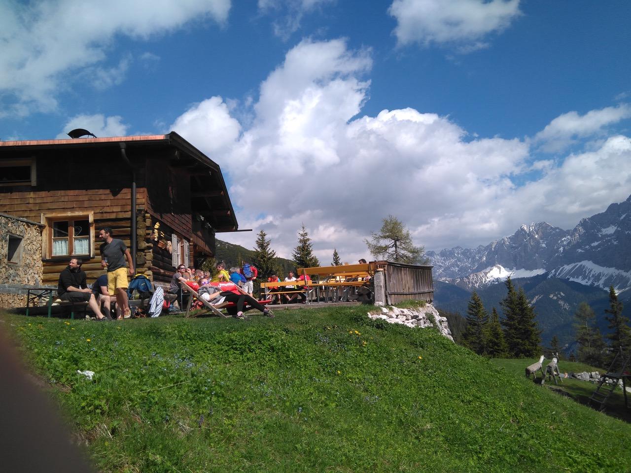 Pleissenhütte