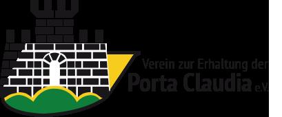 Logo Portaclaudiaverein